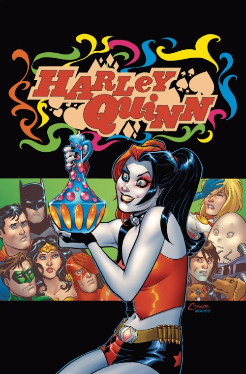 HARLEY QUINN: BE CAREFUL WHAT YOU WISH FOR SPECIAL EDITION#1