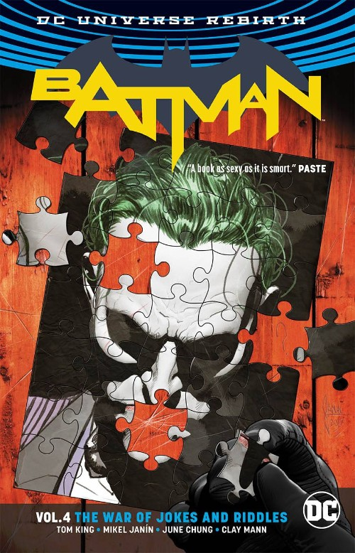 BATMAN VOL 04: THE WAR OF JOKES AND RIDDLES