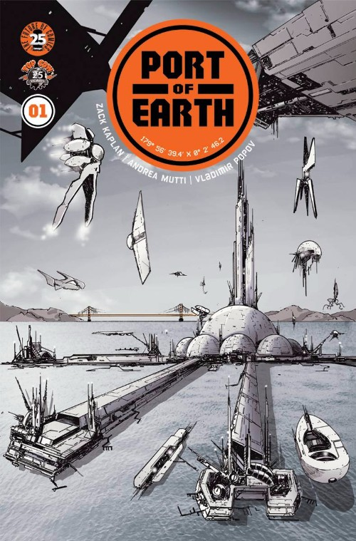 PORT OF EARTH#1