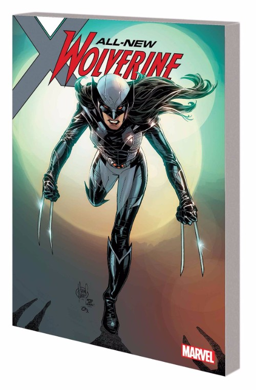 ALL-NEW WOLVERINE VOL 04: IMMUNE