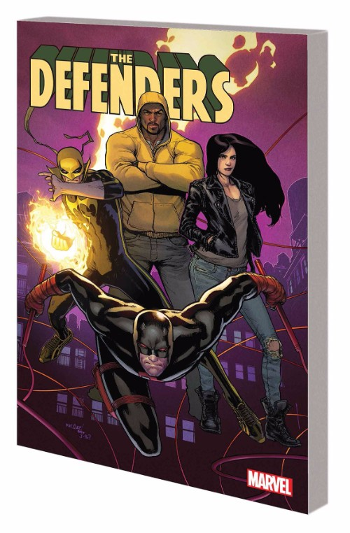 DEFENDERS VOL 01: DIAMONDS ARE FOREVER
