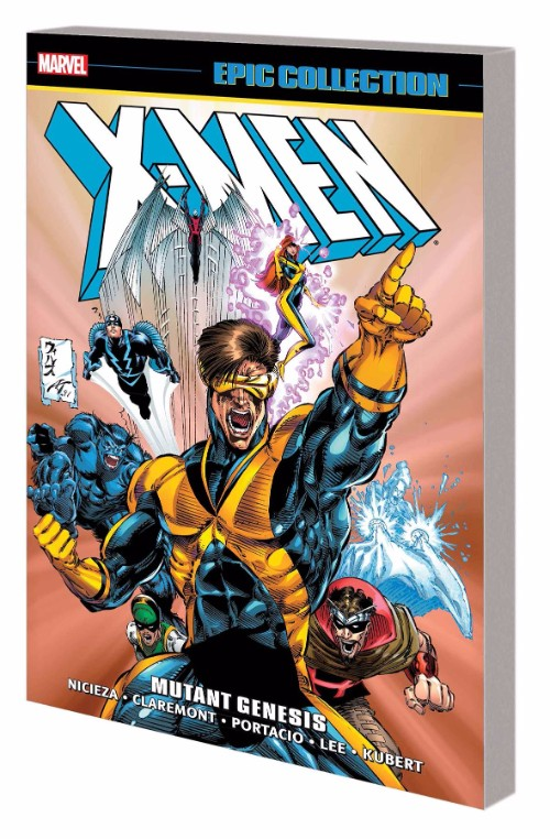 X-MEN EPIC COLLECTION VOL 19: MUTANT GENESIS