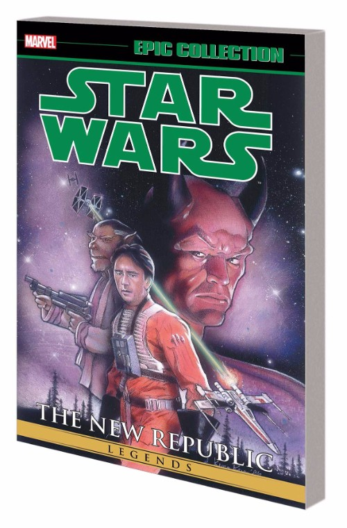 STAR WARS LEGENDS EPIC COLLECTION: THE NEW REPUBLICVOL 03