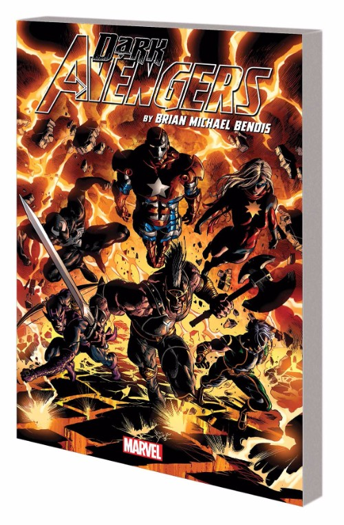 DARK AVENGERS BY BRIAN MICHAEL BENDIS: THE COMPLETE COLLECTION