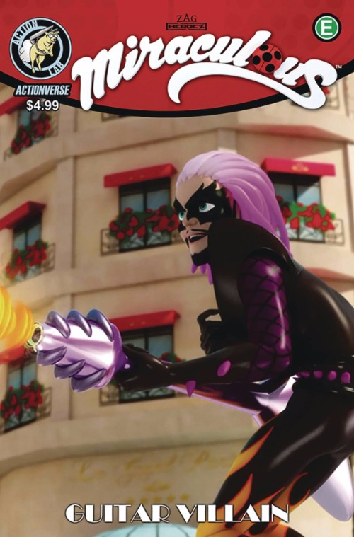 MIRACULOUS: TALES OF LADYBUG AND CAT NOIR VOL 06: CATACLYSM
