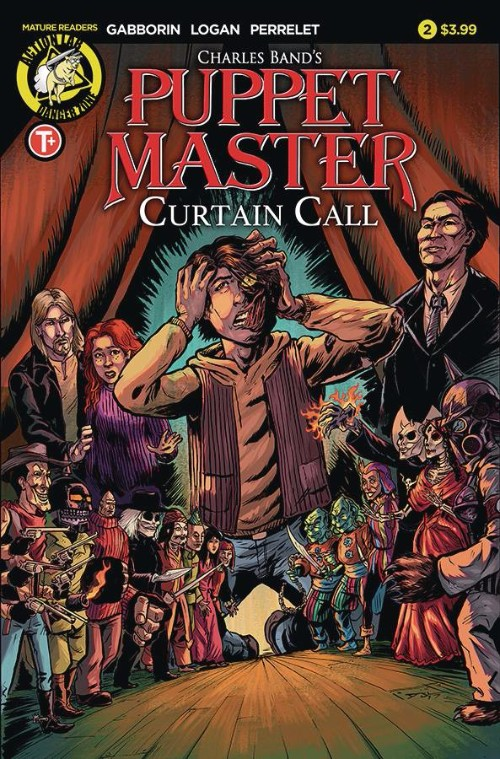 PUPPET MASTER: CURTAIN CALL#2