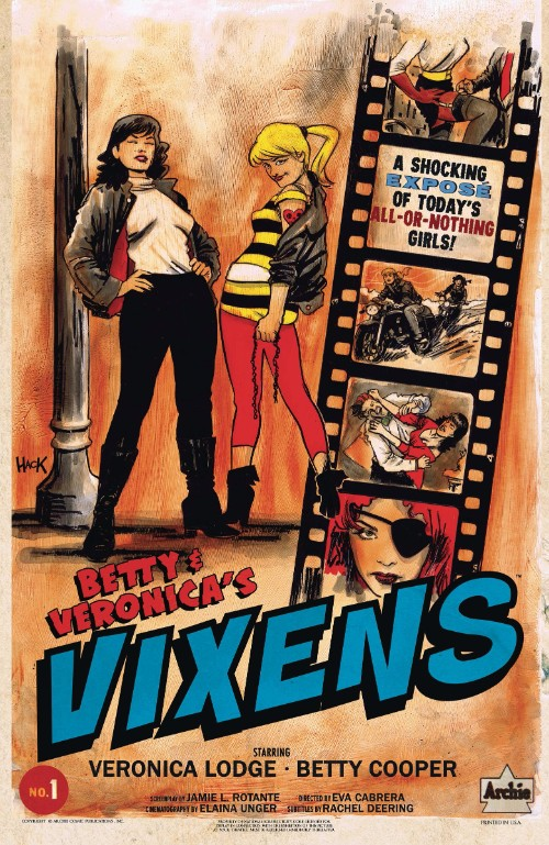 BETTY AND VERONICA: VIXENS#1