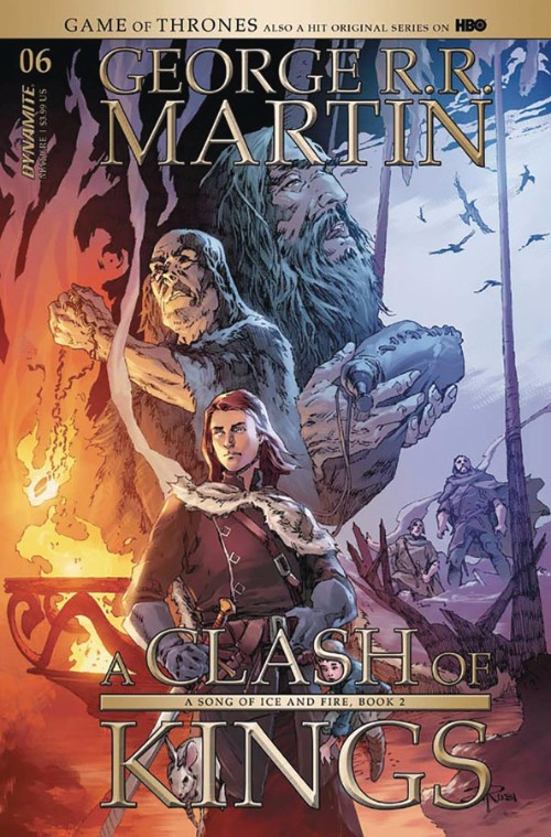 GAME OF THRONES: A CLASH OF KINGS#6
