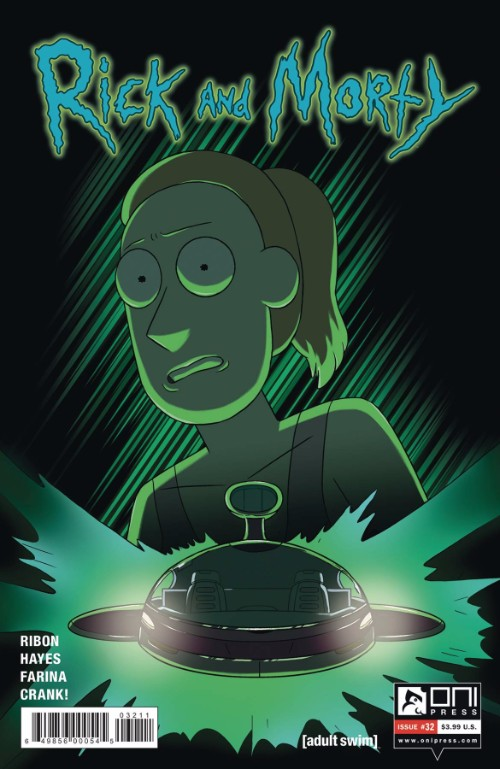 RICK AND MORTY#32