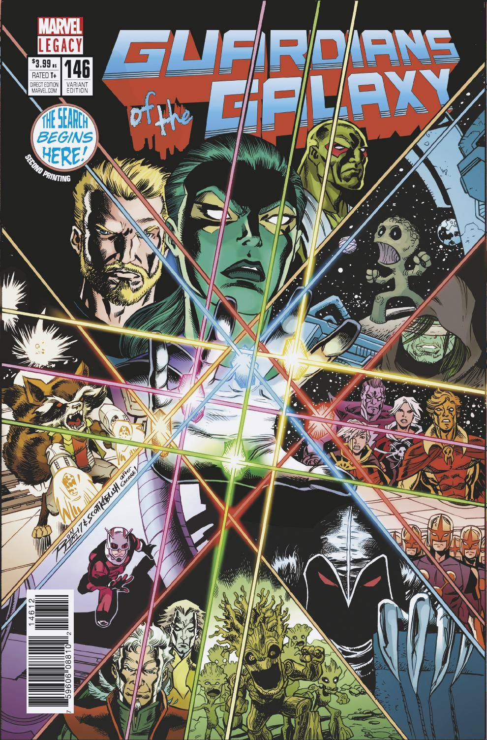 GUARDIANS OF THE GALAXY#146