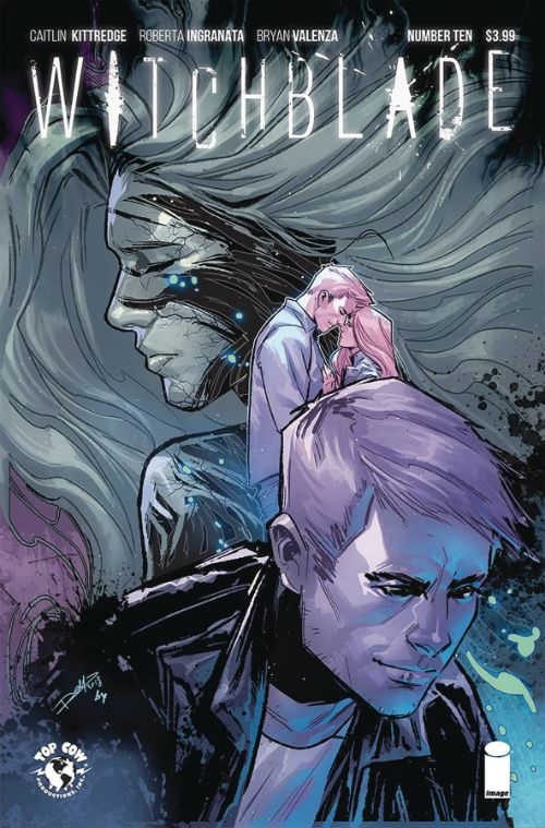 WITCHBLADE#10