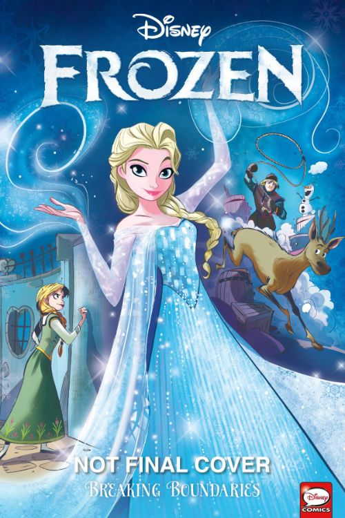 DISNEY FROZEN: BREAKING BOUNDARIES