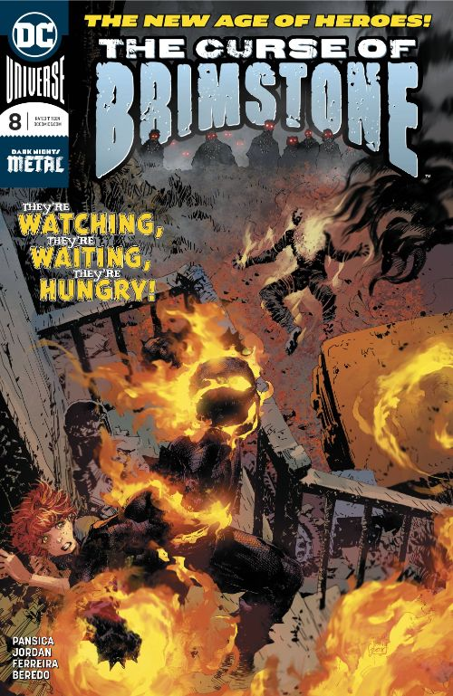 CURSE OF BRIMSTONE#8