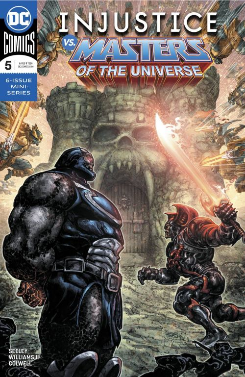 INJUSTICE VS. THE MASTERS OF THE UNIVERSE#5