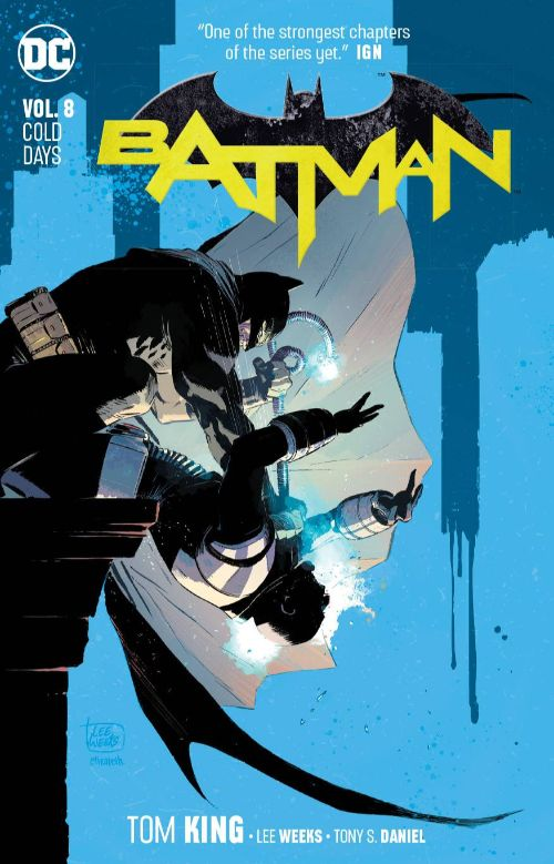BATMAN VOL 08: COLD DAYS
