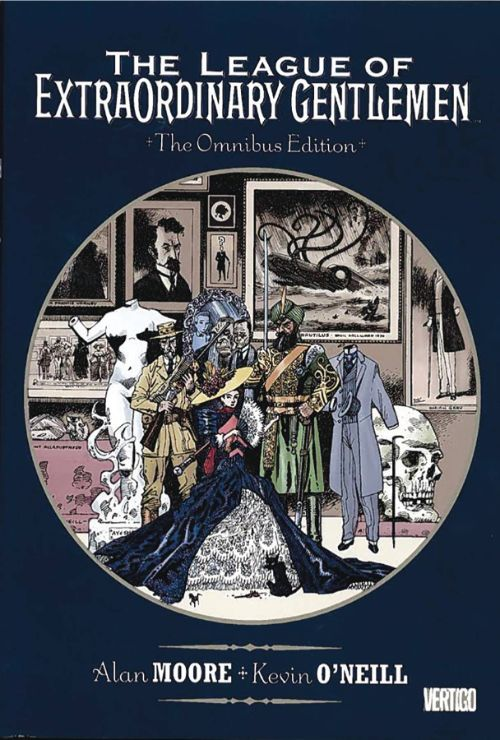LEAGUE OF EXTRAORDINARY GENTLEMEN JUBILEE EDITION
