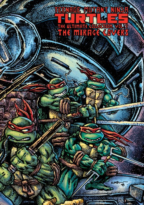 TEENAGE MUTANT NINJA TURTLES: THE ULTIMATE COLLECTIONVOL 07