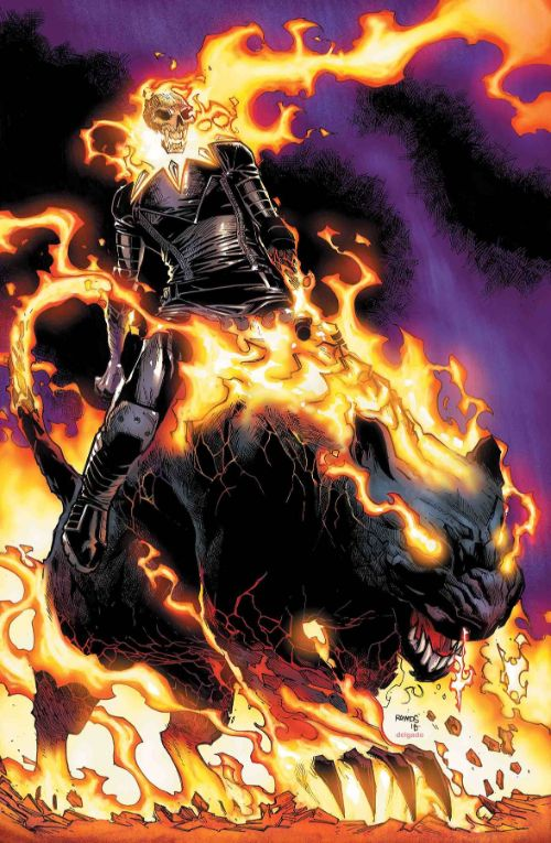 INFINITY WARS: GHOST PANTHER#1