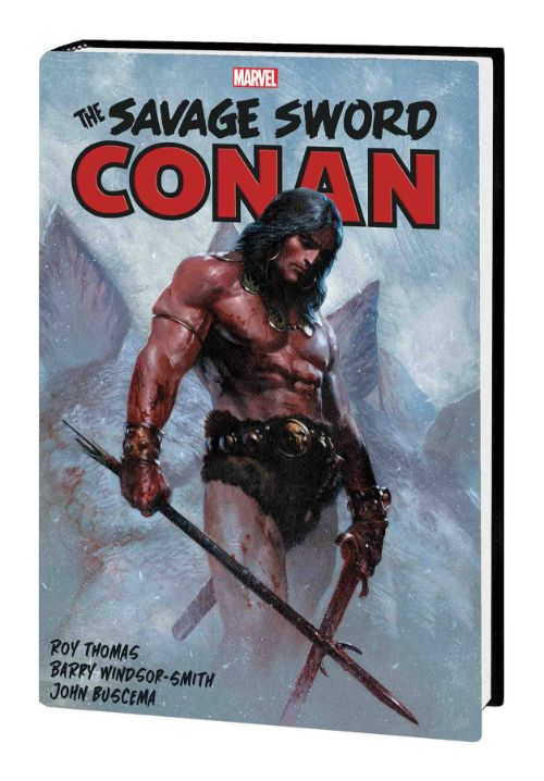 SAVAGE SWORD OF CONAN: THE ORIGINAL MARVEL YEARS OMNIBUSVOL 01