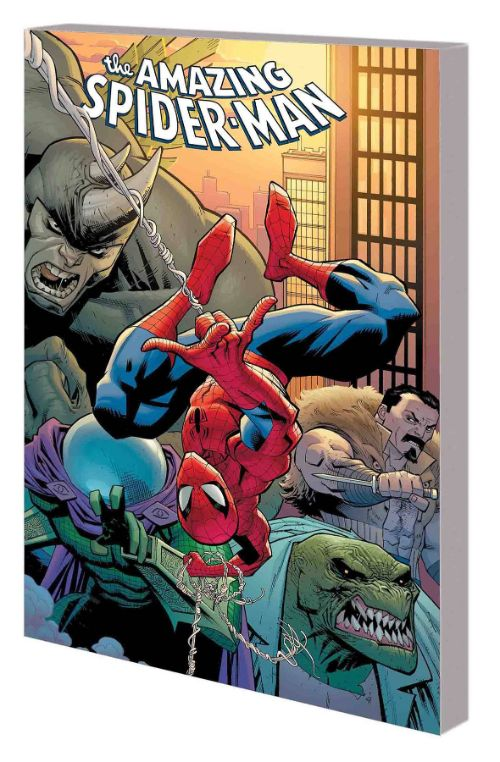 AMAZING SPIDER-MAN BY NICK SPENCER VOL 01: BACK TO BASICS