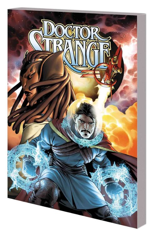 DOCTOR STRANGE BY MARK WAID VOL 01: ACROSS THE UNIVERSE