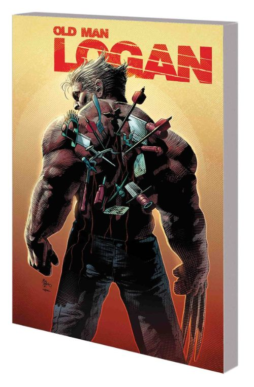 OLD MAN LOGAN VOL 09: THE HUNTER AND THE HUNTED