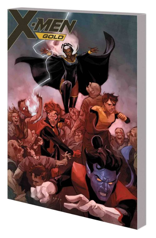 X-MEN: GOLD VOL 07: GODWAR