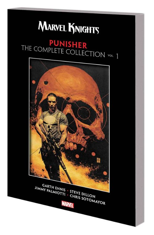 MARVEL KNIGHTS PUNISHER BY GARTH ENNIS: THE COMPLETE COLLECTION VOL 01