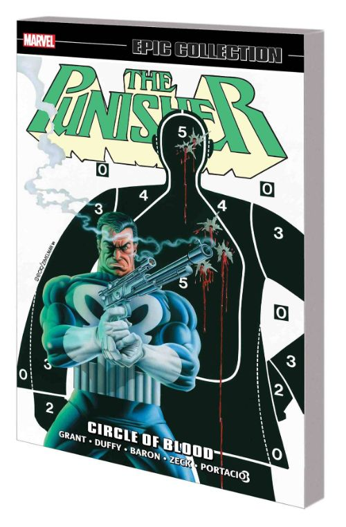 PUNISHER EPIC COLLECTION VOL 02: CIRCLE OF BLOOD