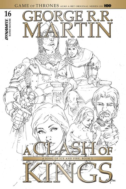 GAME OF THRONES: A CLASH OF KINGS#16