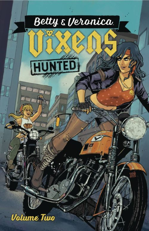 BETTY AND VERONICA: VIXENSVOL 02