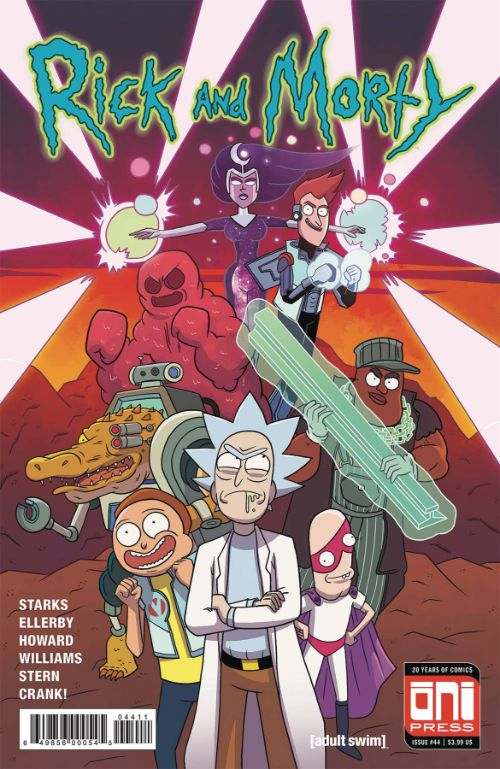 RICK AND MORTY#44