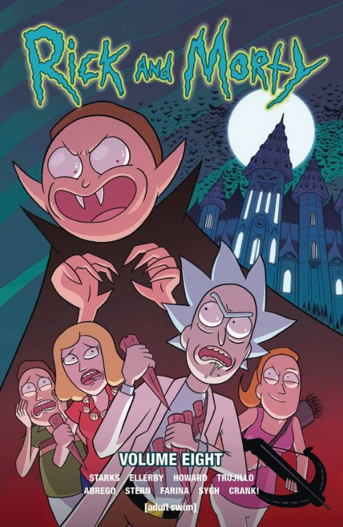 RICK AND MORTY VOL 08