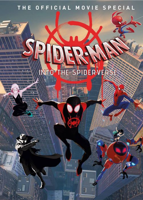 SPIDER-MAN: INTO THE SPIDER-VERSE: THE OFFICIAL MOVIE SPECIAL