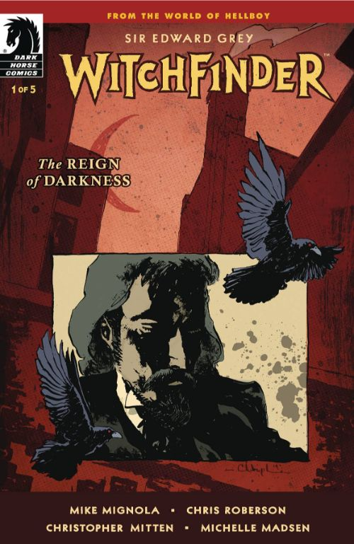 WITCHFINDER: THE REIGN OF DARKNESS#1