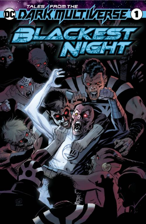 TALES FROM THE DARK MULTIVERSE: BLACKEST NIGHT#1