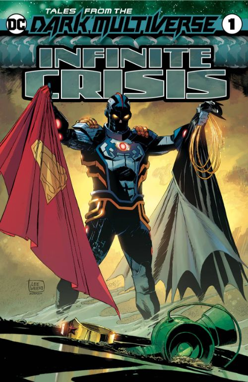 TALES FROM THE DARK MULTIVERSE: INFINITE CRISIS#1