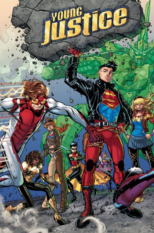 YOUNG JUSTICE#10