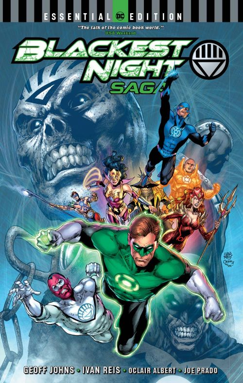 BLACKEST NIGHT SAGA: THE ESSENTIAL EDITION