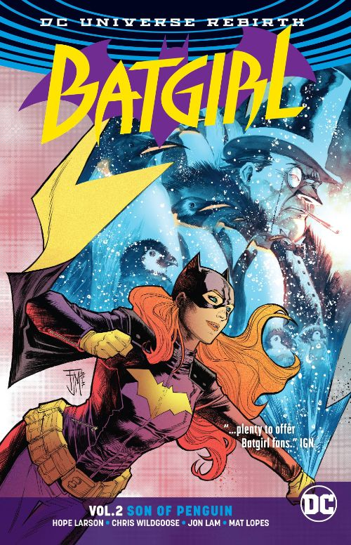 BATGIRLVOL 02: SON OF PENGUIN
