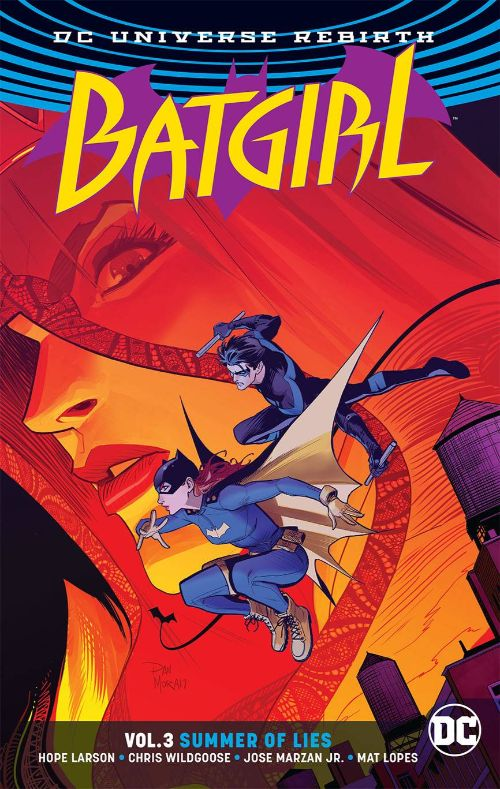 BATGIRLVOL 03: SUMMER OF LIES