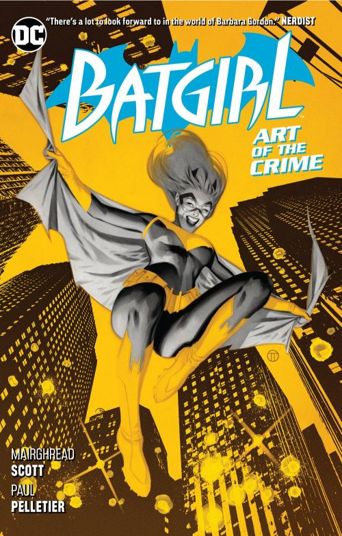 BATGIRLVOL 05: ART OF THE CRIME