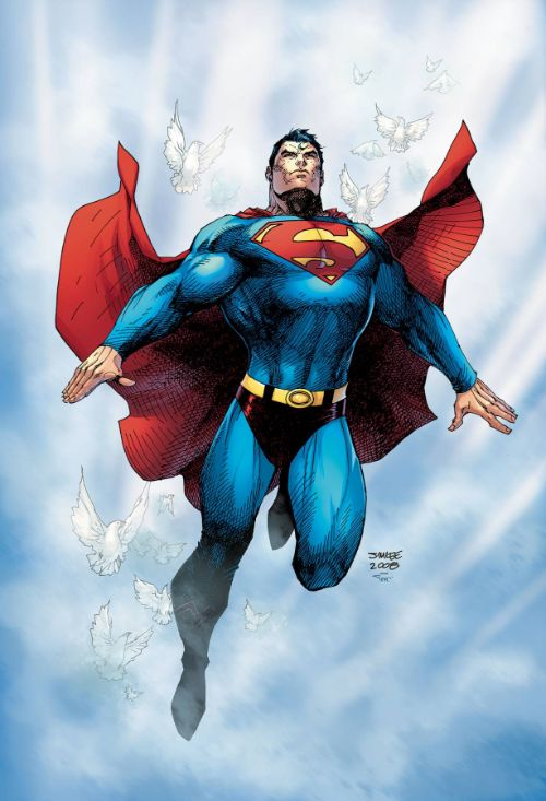 SUPERMAN: FOR TOMORROW 15TH ANNIVERSARY DELUXE EDITION