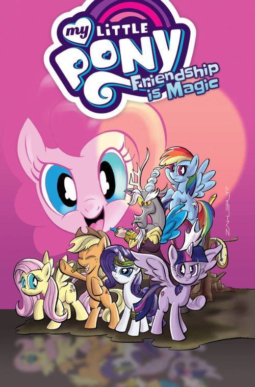 MY LITTLE PONY: FRIENDSHIP IS MAGIC OMNIBUS VOL 05
