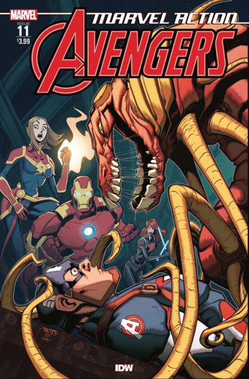 MARVEL ACTION: AVENGERS #11