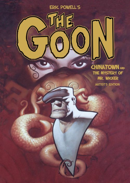 ERIC POWELL'S THE GOON ARTIST'S EDITION