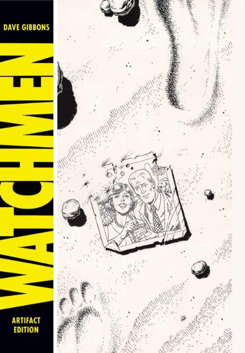 DAVE GIBBON'S WATCHMEN ARTIFACT EDITION