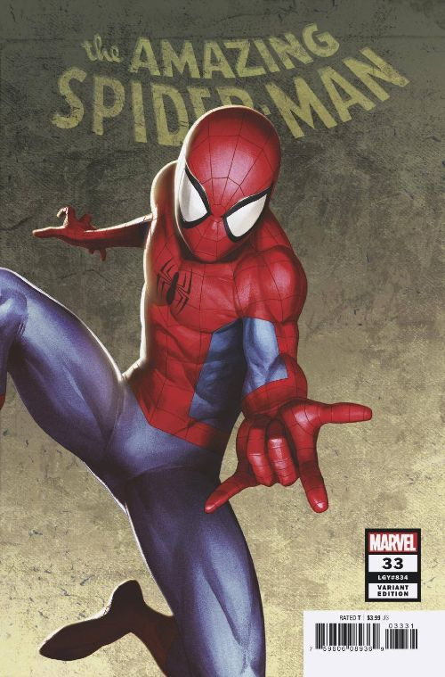 AMAZING SPIDER-MAN#33