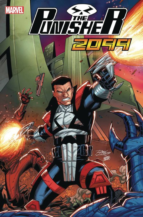 PUNISHER 2099#1