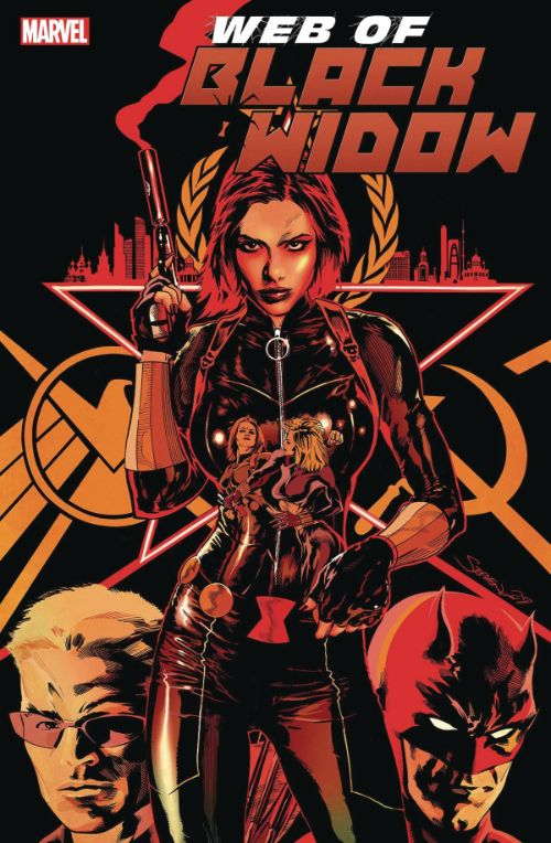 WEB OF BLACK WIDOW#3